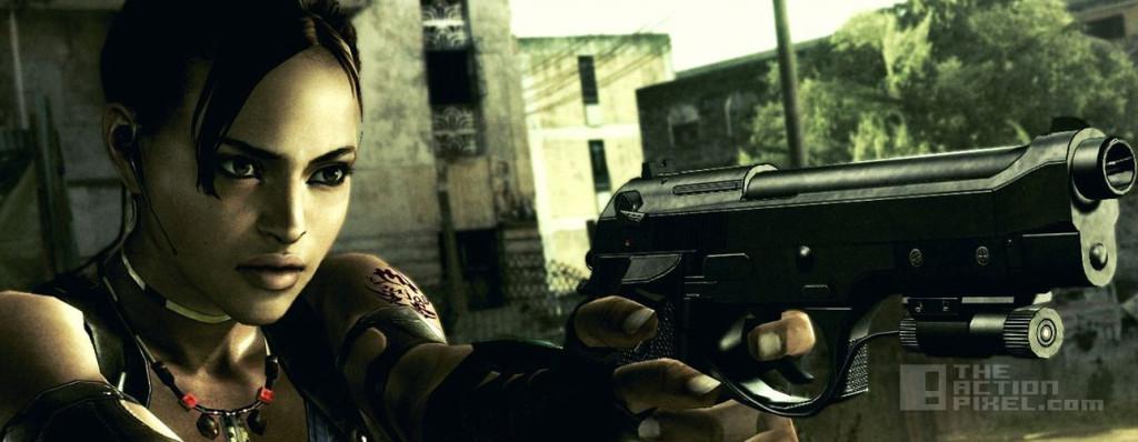 resident evil 5. the action pixel. @theactionpixel Capcom