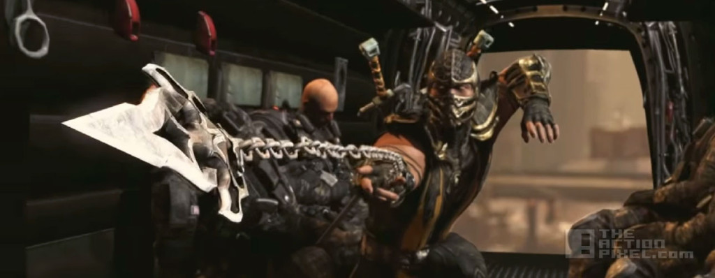scorpion. mortal kombat x. the action pixel. @theactionpixel