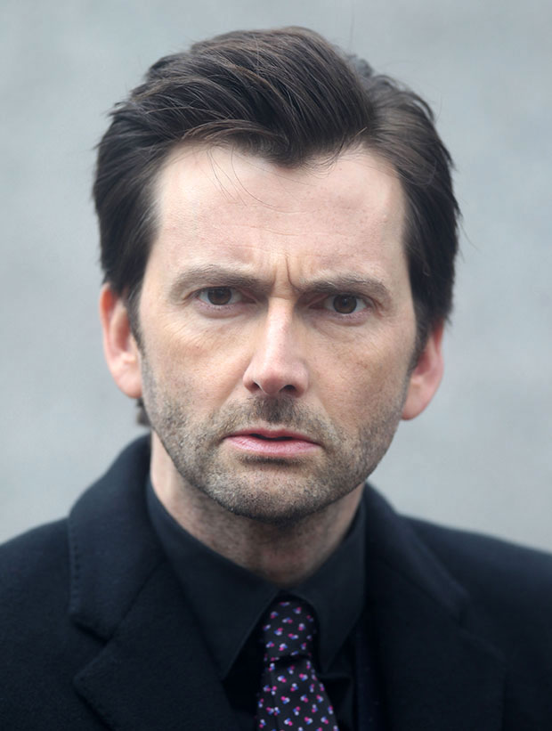 purple man david tennant AKA Jessica Jones. the action pixel. @theactionpixel