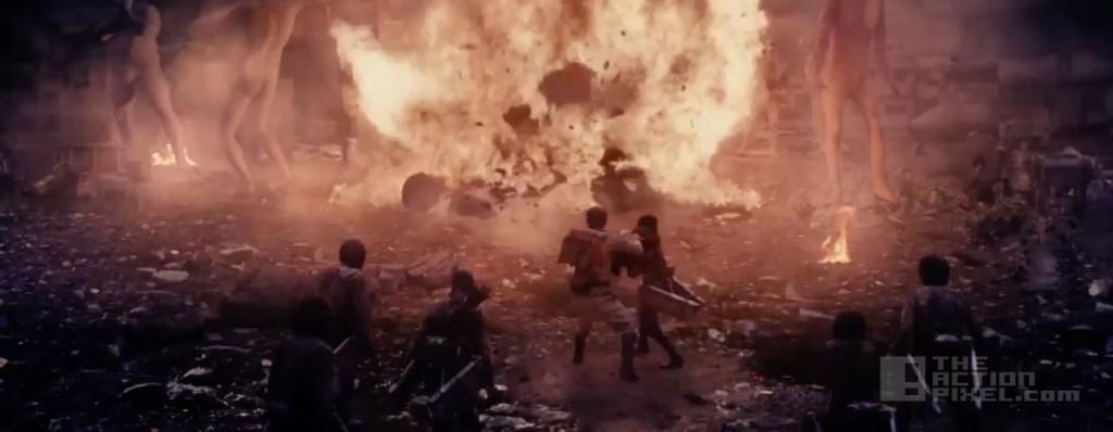 attack on titan trailer. the action pixel. @theactionpixel