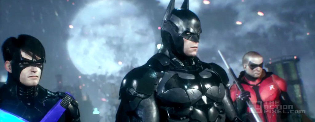 batman arkham knight. the action pixel @theactionpixel. rocksteady games