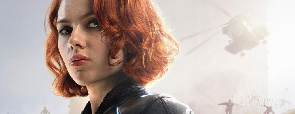 black widow poster. Avengers: age of ultron. the action pixel. @theactionpixel