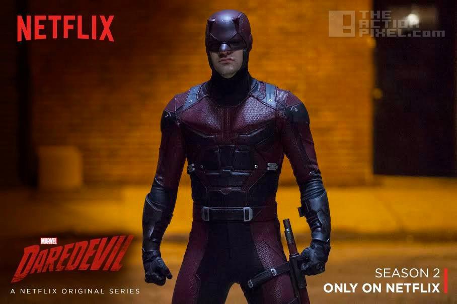 daredevil Season 2. daredevil. netflix. marvel. the action pixel. @theactionpixel