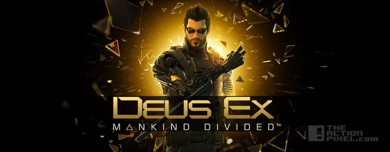 Deus ex: mankind divided. square enix. the action pixel. @theactionpixel