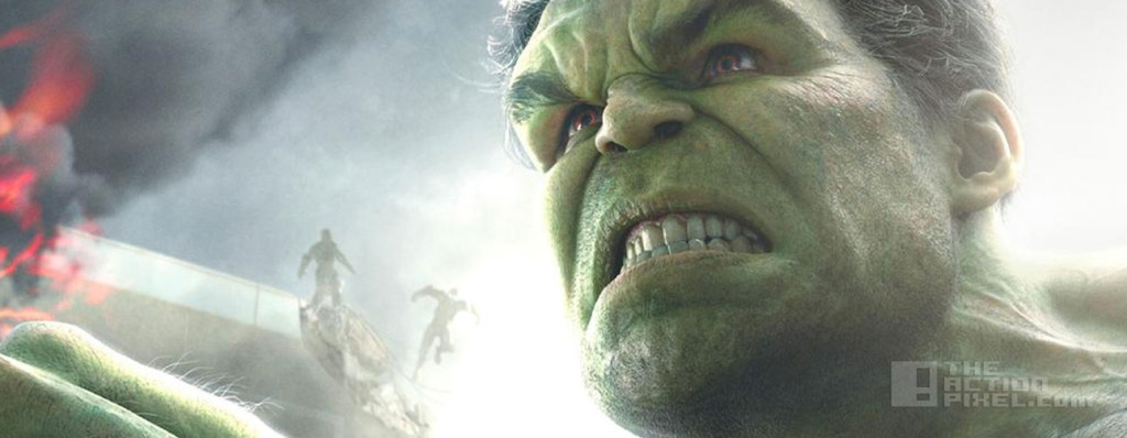 hulk poster. Avengers: age of ultron. the action pixel. @theactionpixel