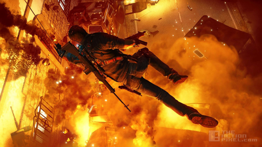 just cause 3. square enix. the action pixel. @theactionpixel