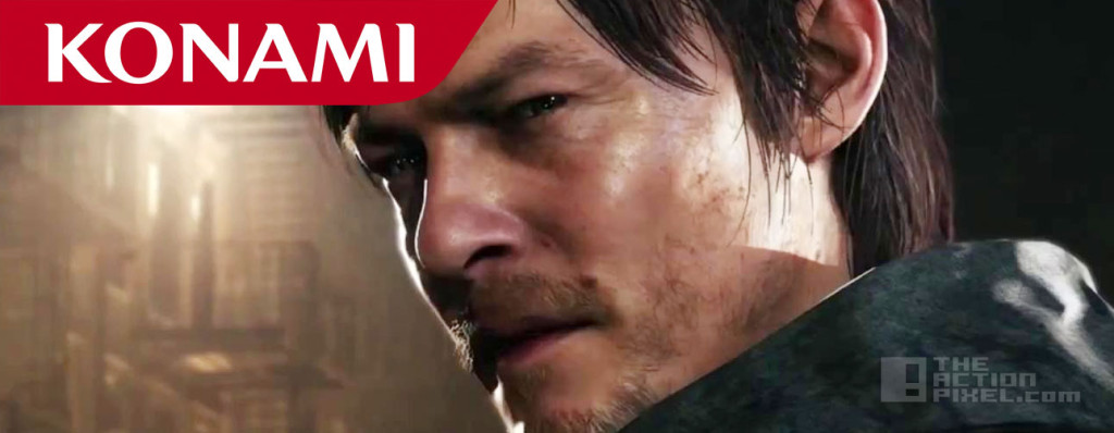konami Silent Hills PT. The action pixel @theactionpixel