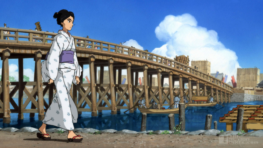 Miss Hokusai. production ig. the action pixel. @theactionpixel