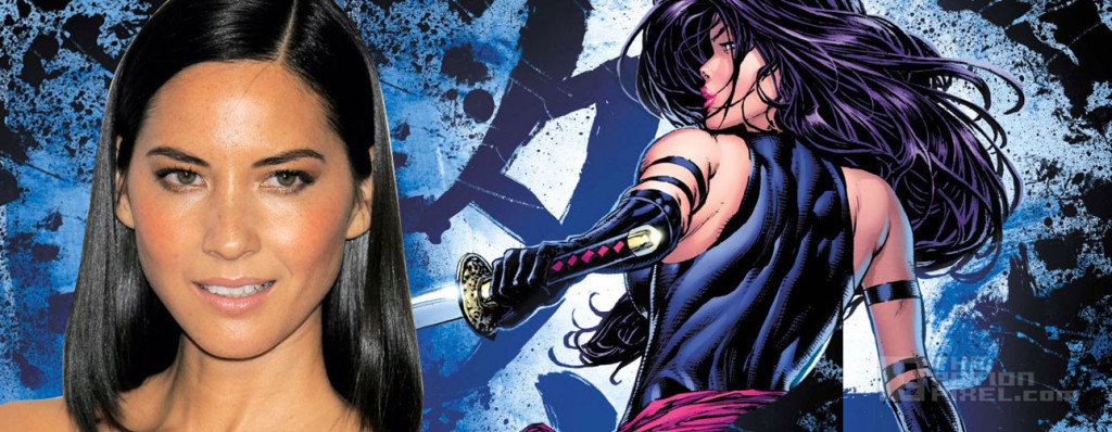 olivia munn is psylocke in xmen apocalypse. the action pixel. @theactionpixel