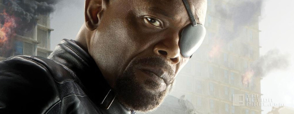 nick fury poster. Avengers: age of ultron. the action pixel. @theactionpixel