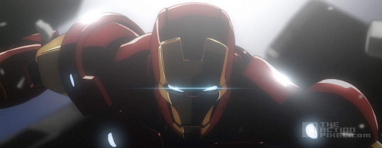 Iron man: rise of the technovores. the action pixel. @theactionpixel