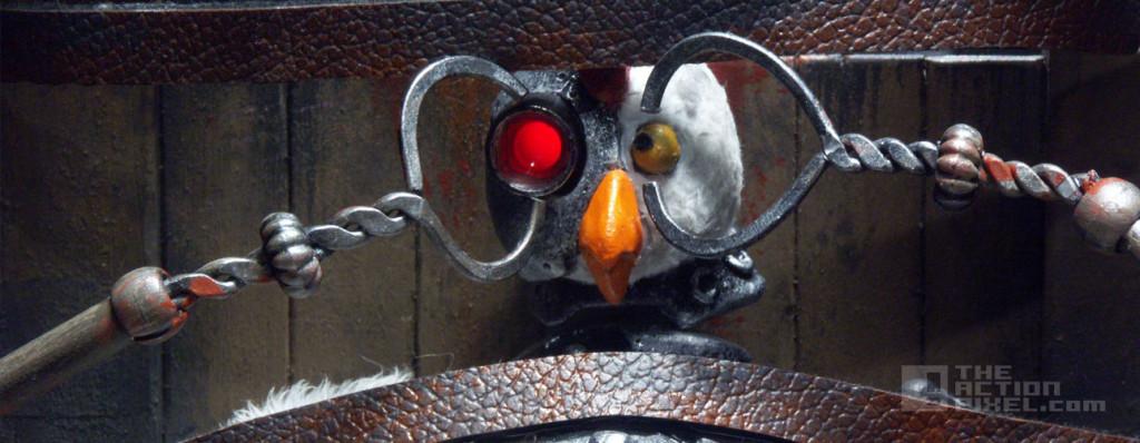 robot chicken. the action pixel @theactionpixel