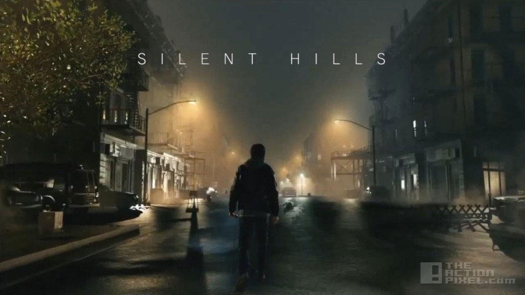 kojima productions konami Silent Hills. the action pixel. @theactionpixel
