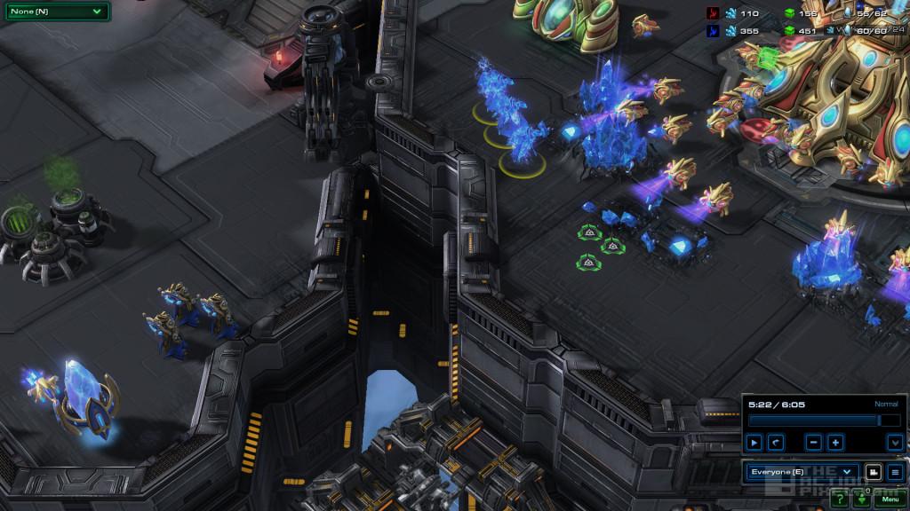 starcraft 2. legend of the void. the action pixel. @theactionpixel