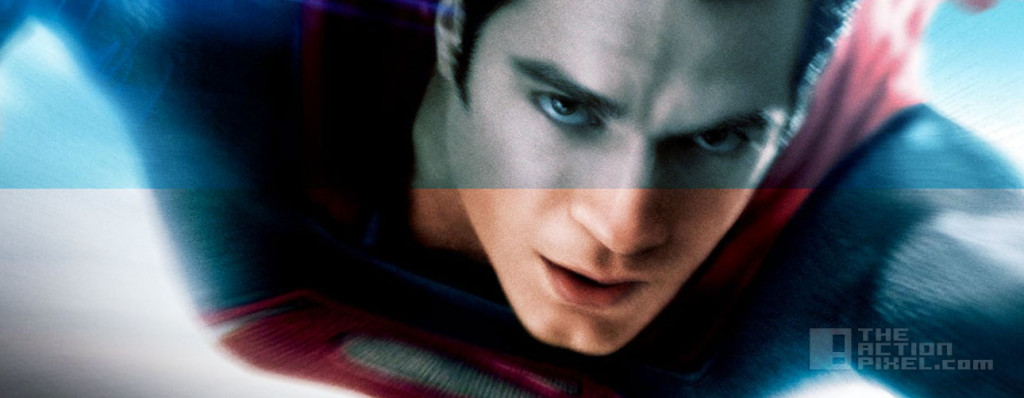 superman Colour grade. dc comics, wb. the action pixel. @theactionpixel