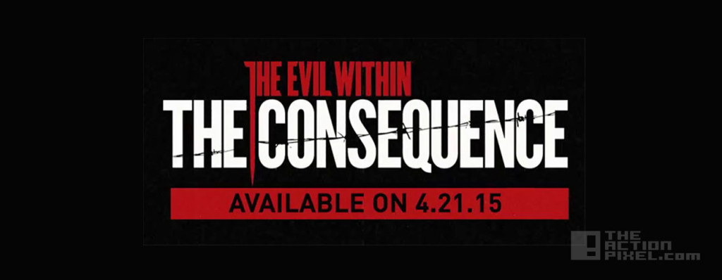 the evil within The Consequence DLC. the action pixel. @theactionpixel. Tango. Bethesda Works