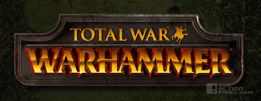 total war warhammer title. the action pixel. @theactionpixel