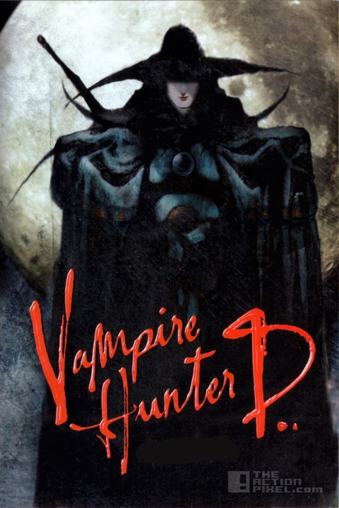 vampire hunter D. the action pixel @theactionpixel