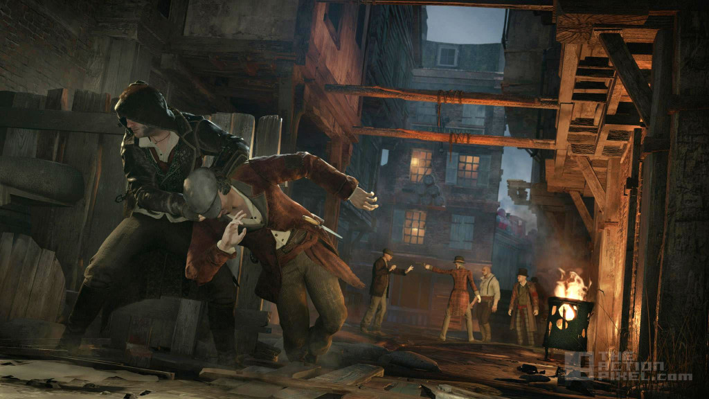 assassin's creed syndicate. the action pixel. @theactionpixel. ubisoft