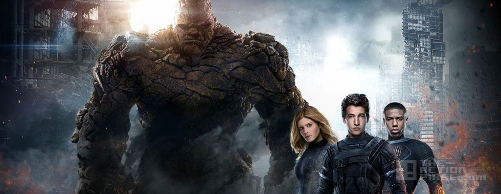 Fantastic 4. the action pixel. 20th century fox. marvel. @theactionpixel