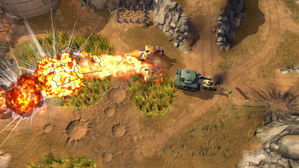 victory command battle arena. Petroglyph games. the action pixel. @theactionpixel