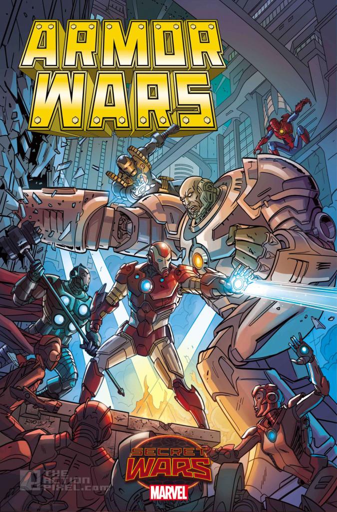 armor wars. the action pixel. @theactionpixel. marvel.