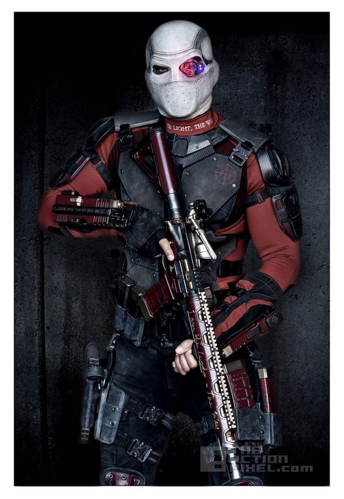 deadshot. the action pixel. @theactionpixeldeadshot. the action pixel. @theactionpixel suicide squad