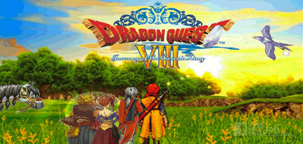dragon quest. the action pixel. @theactionpixel. square enix.