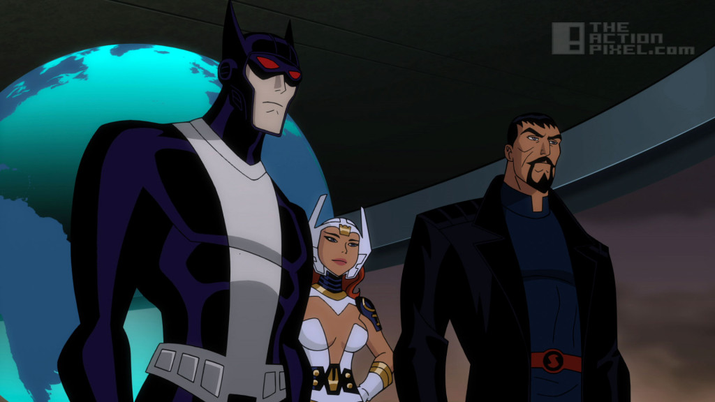 justice league gods and monsters season 2 chronicles. the action pixel. @theactionpixel
