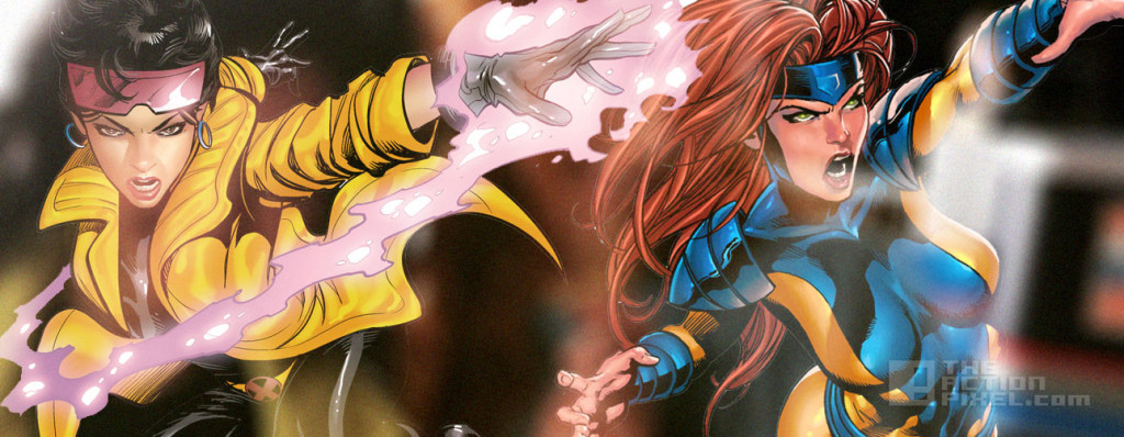jean jubilee Xmen Apocalypse Full. the action pixel @theactionpixel