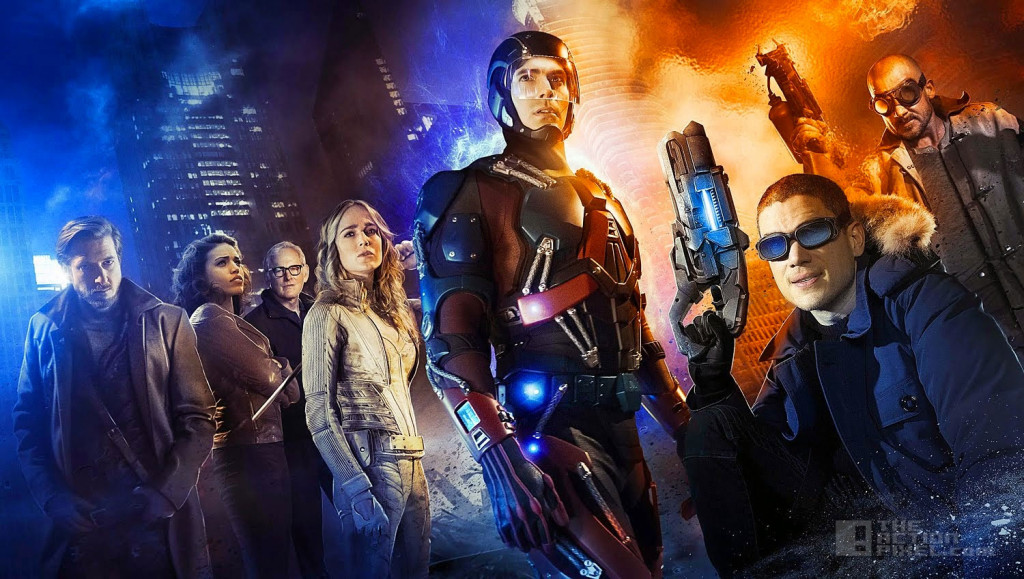 dc's Legends Of Tomorrow. the cw. dc comics, the action pixel. @theactionpixel