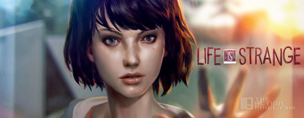 life is Strange. dontnod entertainment. the action pixel. @theactionpixel