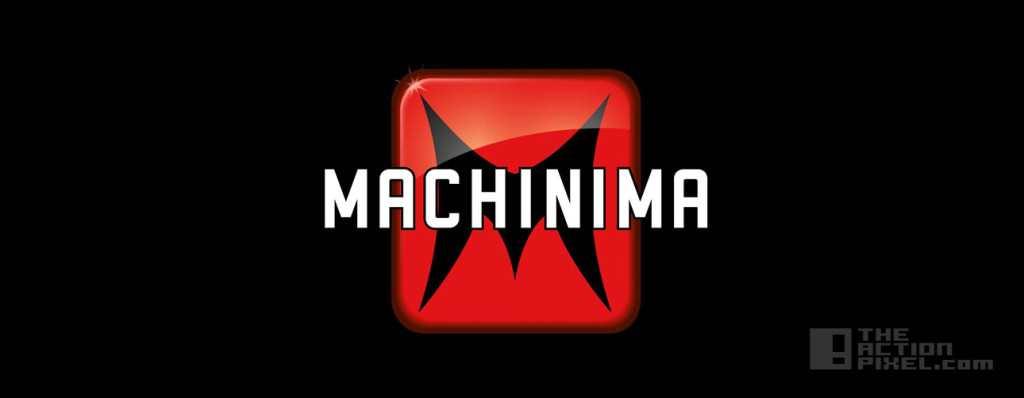 machinima the action pixel. @theactionpixel