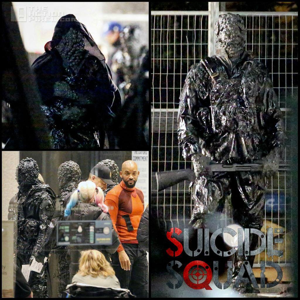 suicide Squad. the action pixel. @theactionpixel