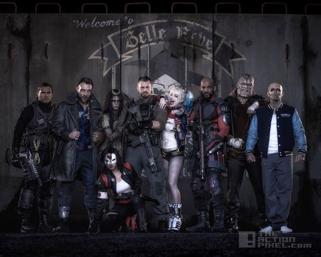 Suicide Squad. deadshot. the action pixel. @theactionpixel suicide squad