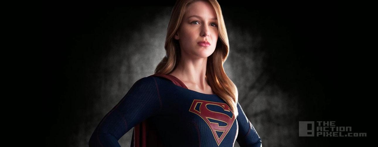supergirl. cbs. dc comics. the action pixel @theactionpixel