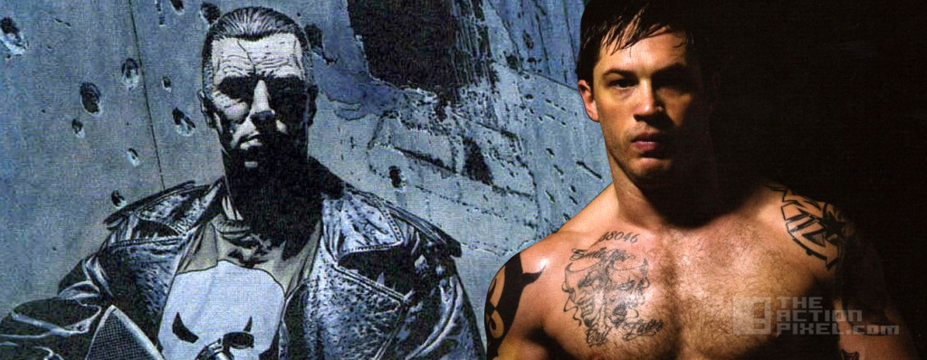tom hardy as punisher? #entertainmentontap the action pixel @theactionpixel