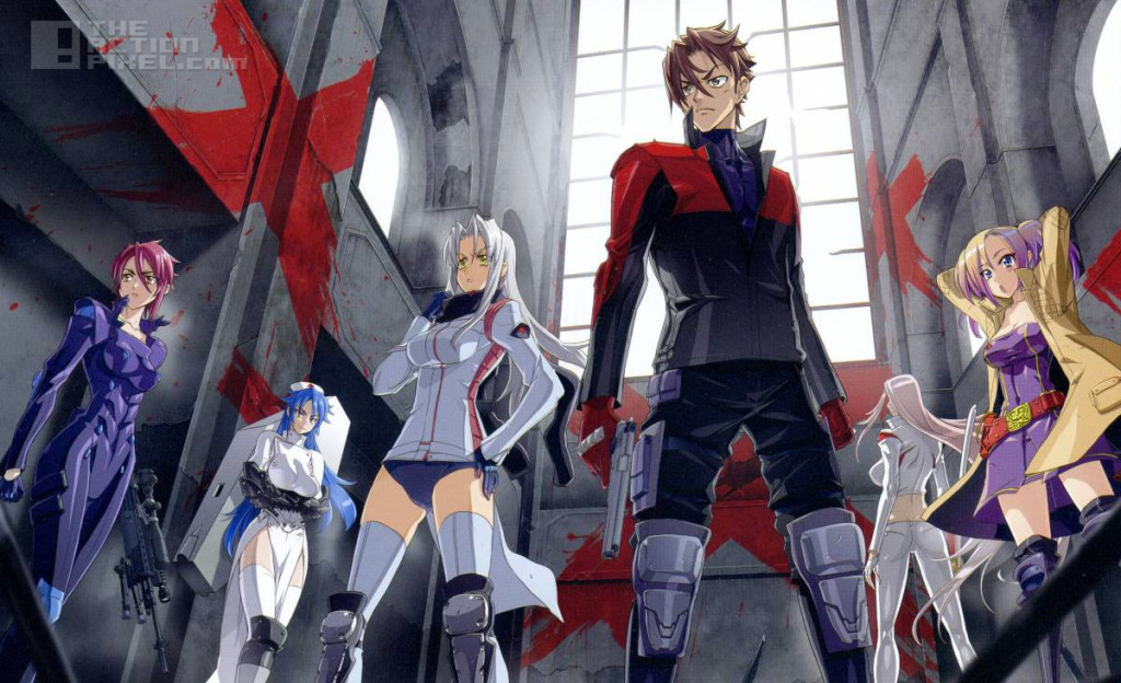 triage x banner. the action pixel. @theactionpixel