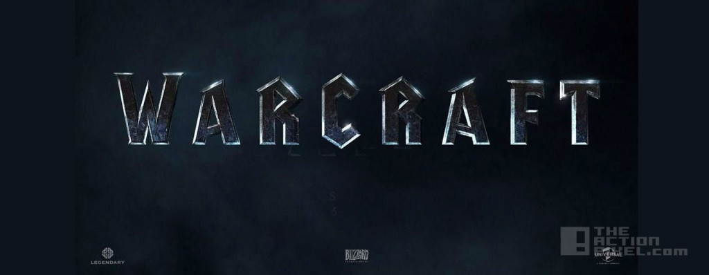 wow. war of warcraft. the action pixel. @theactionpixel. legendary pictures, blizzard, universal