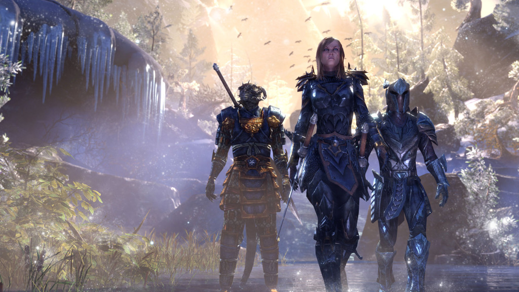 Elder Scrolls Online: Tamriel unlimited. Bethesda Softworks. The ACTION PIXEL. @theactionpixel