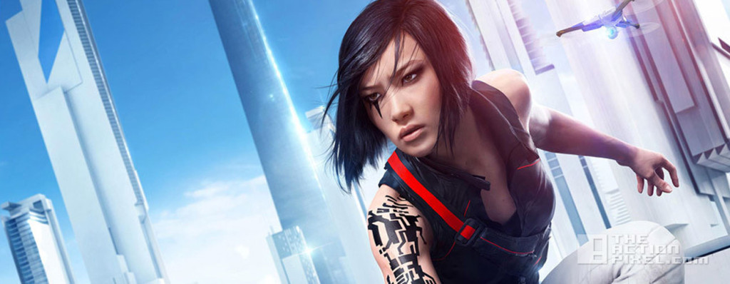 Mirror's Edge catalyst. ea. dice games. the action pixel. @theactionpixel
