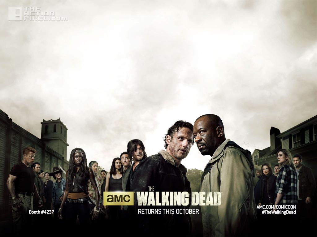 The Walking Dead. season 6. the action pixel @theactionpixel