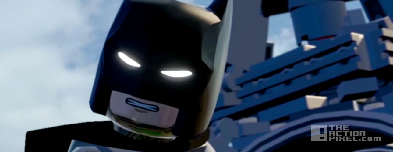 lego batman beyond. the action pixel. @theactionpixel