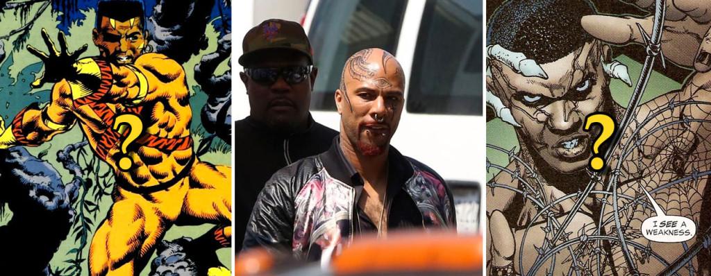 common bronze tiger tattooed man. the action pixel. @theactionpixel