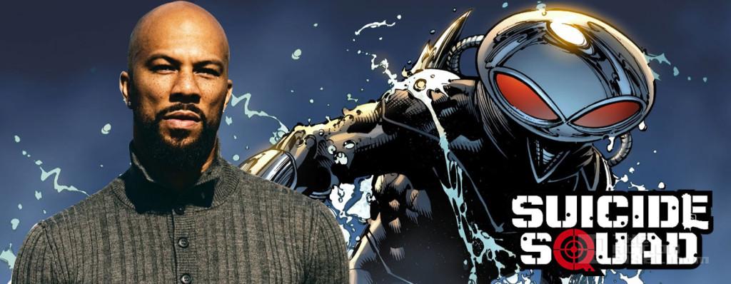 common suicide squad Black Manta. the action pixel. dc comics. @theactionpixel