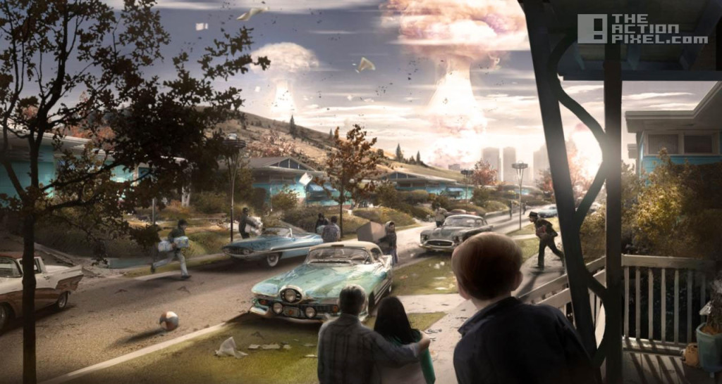 fallout 4. bethesda. the action pixel. @theactionpixel