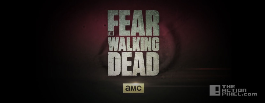 fear the walking dead. amc. image comics. © 2014 The Action Pixel / Dulani Wilson