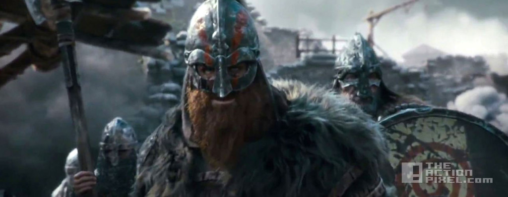 for honor. ubisoft. the action pixel. @theactionpixel
