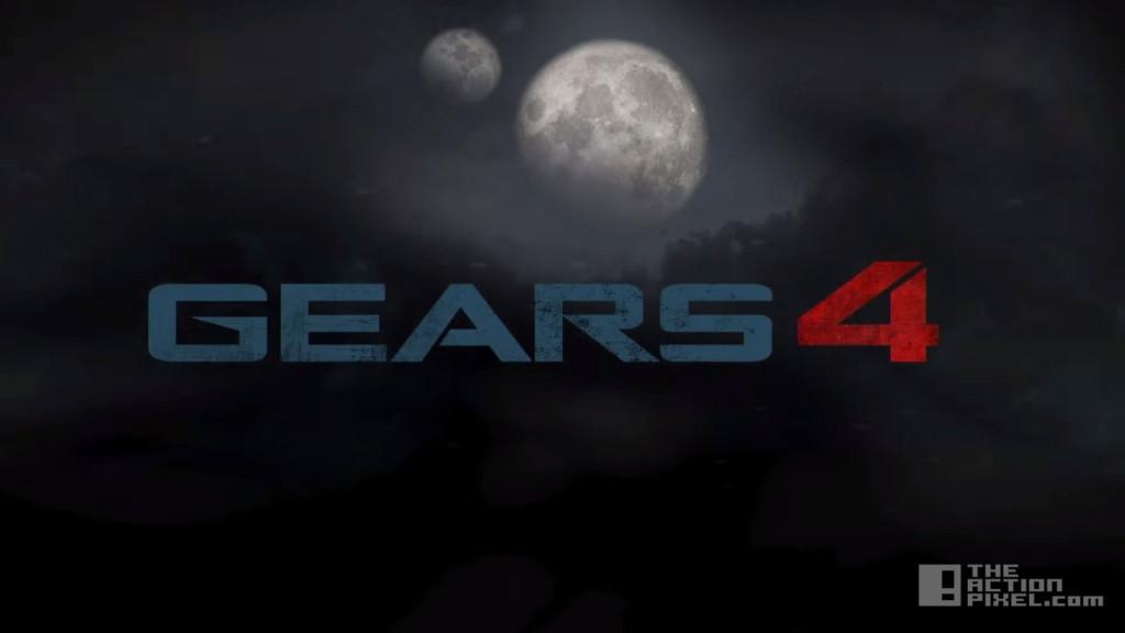 gears of war 4. xbox. microsoft. the action pixel. @theactionpixel