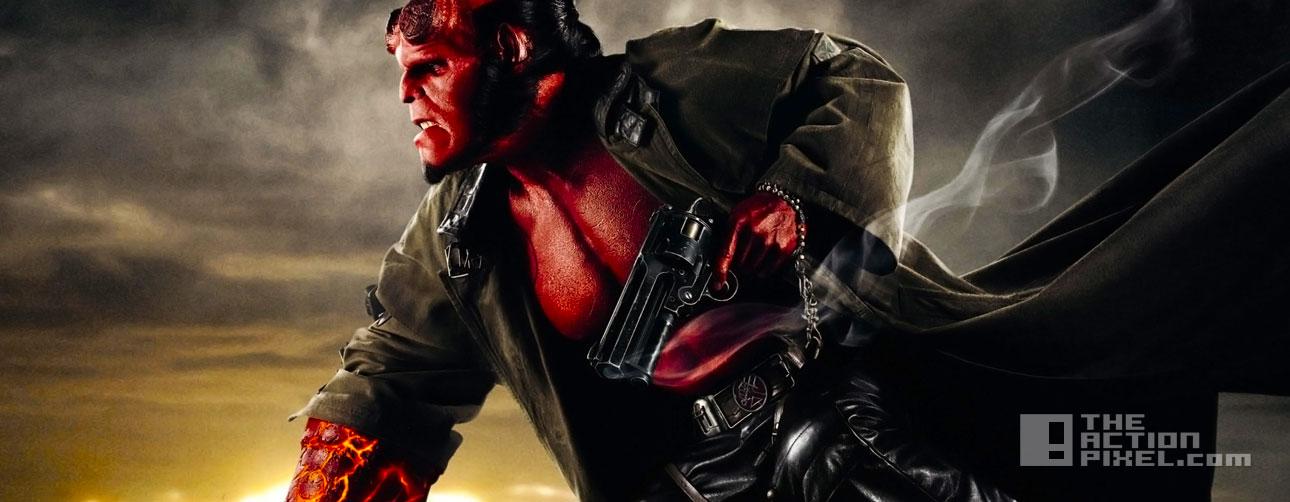 hellboy. image comics. the action pixel. @theactionpixel